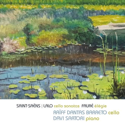 capa Saint-Saëns, Lalo: Cello Sonatas   Fauré: Élégie (LIVE)