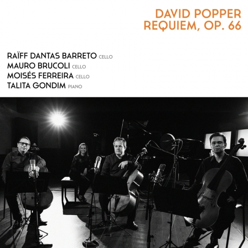 cover David Popper: Requiem, Op. 66